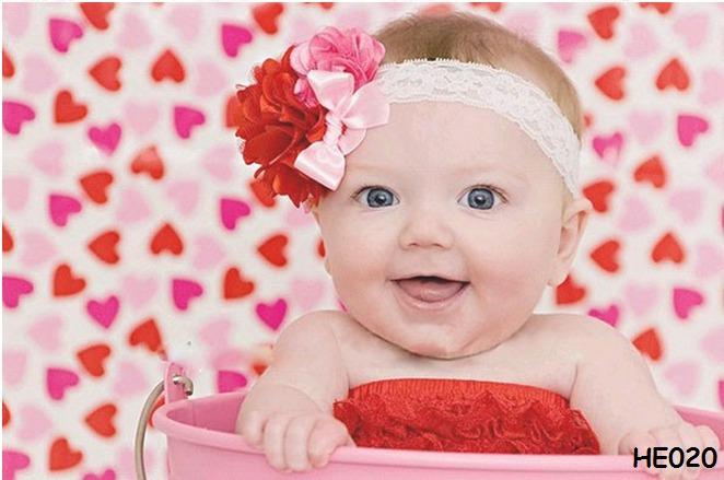 Hermosos Cintillos Balacas Diademas Bebes Y Nias