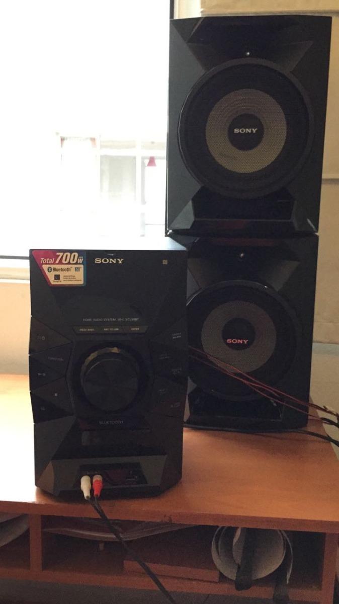 Sony Mhc Ecl99bt : ecl99bt, Audio, System, Ecl99bt