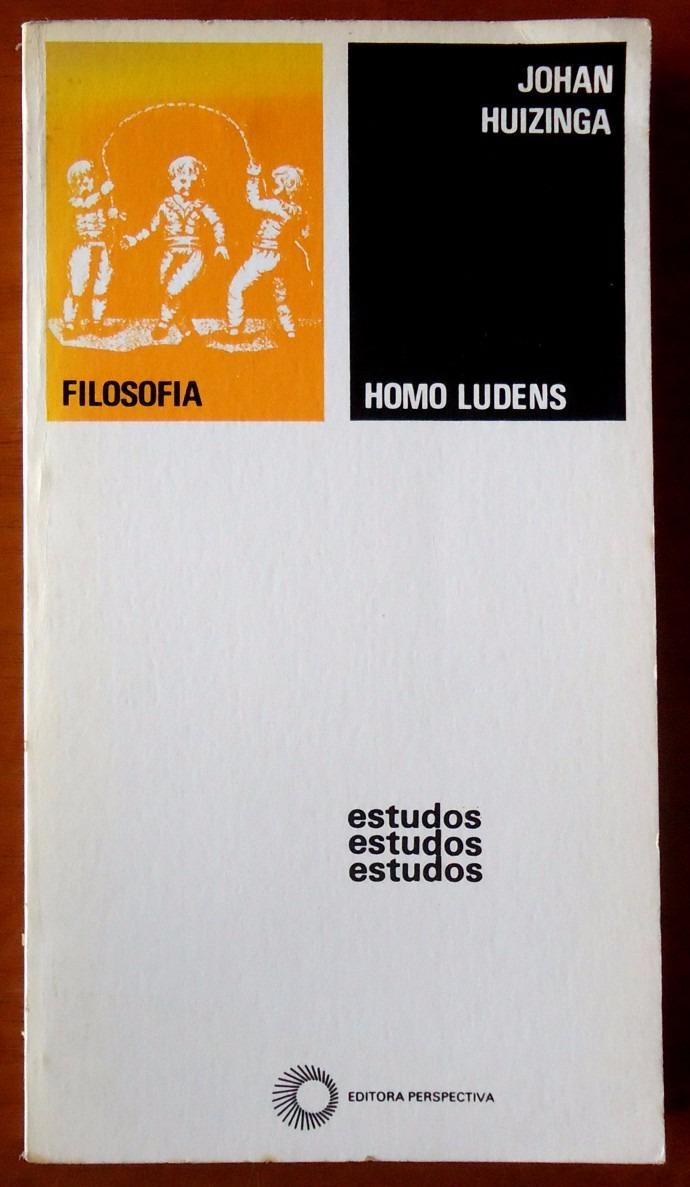 Homo Ludens - Johan Huizinga - R$ 26,00 em Mercado Livre