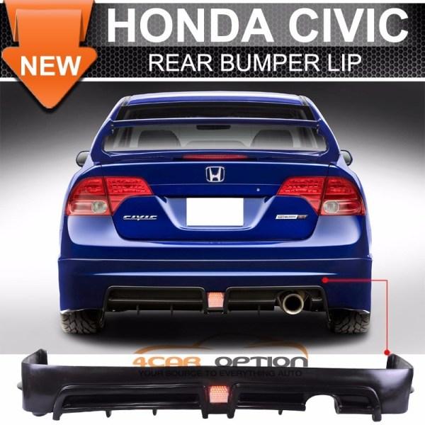 Honda Civic 2006 2007 2008 Sedan Body Kit Mugen - 4.500