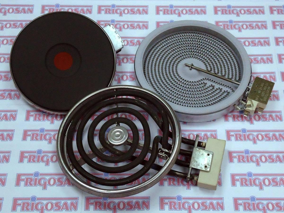 Hornillas Quemadores Para Cocinas A Gas Electricas  S