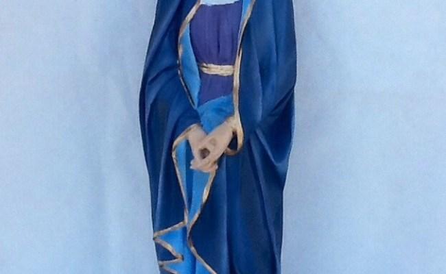 Imagem De Nossa Senhora Das Dores Em Resina 47cm R