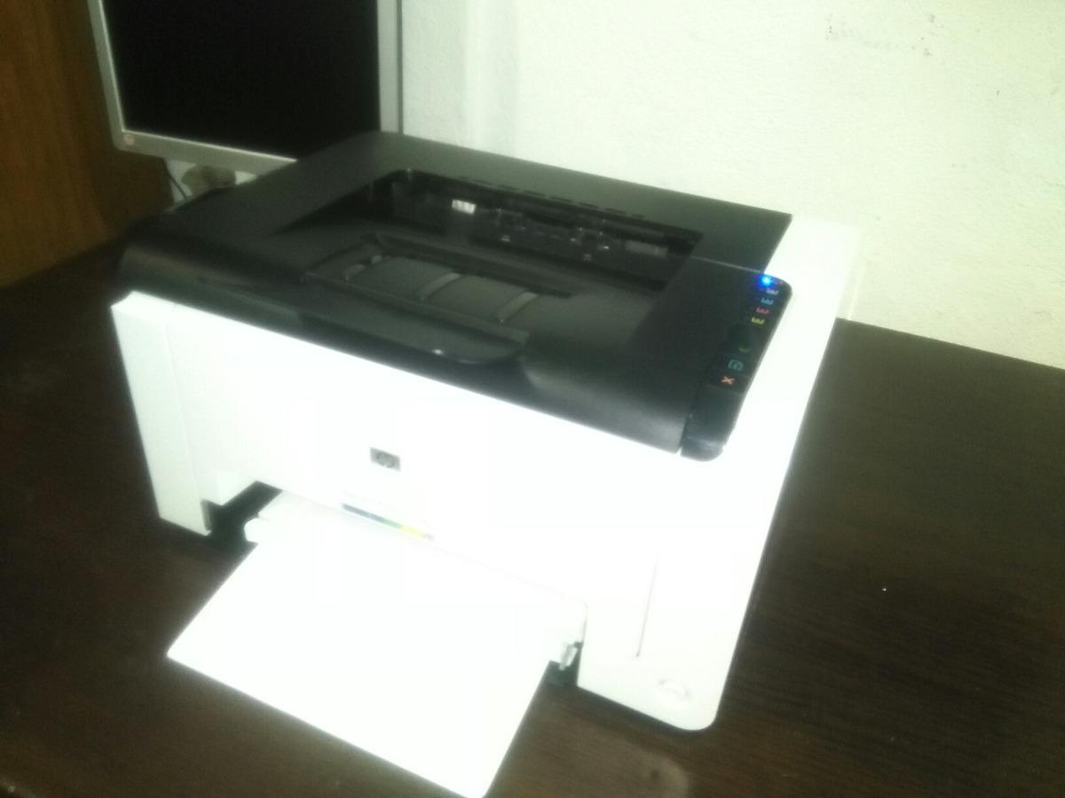 Impresora Hp Laserjet Cp1025nw Color - $ 3.000.00 en Mercado Libre
