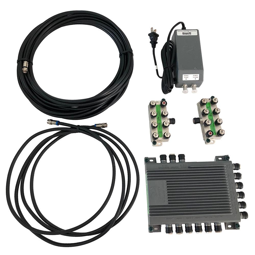hight resolution of intellian swm 16 equipo 16 ch solo alambre multi switch 6 822 57 en mercado libre