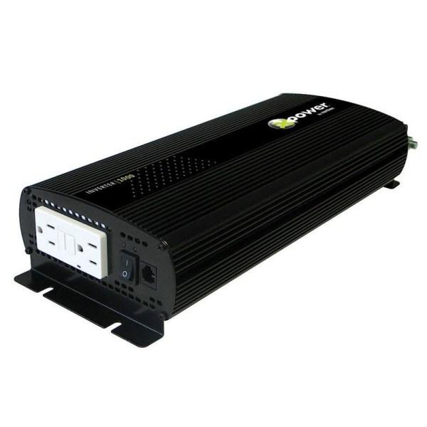 Inversor De Corriente 12v 120v Xantrex Xpower 1000w Gfci - U 198.00 En Mercado Libre