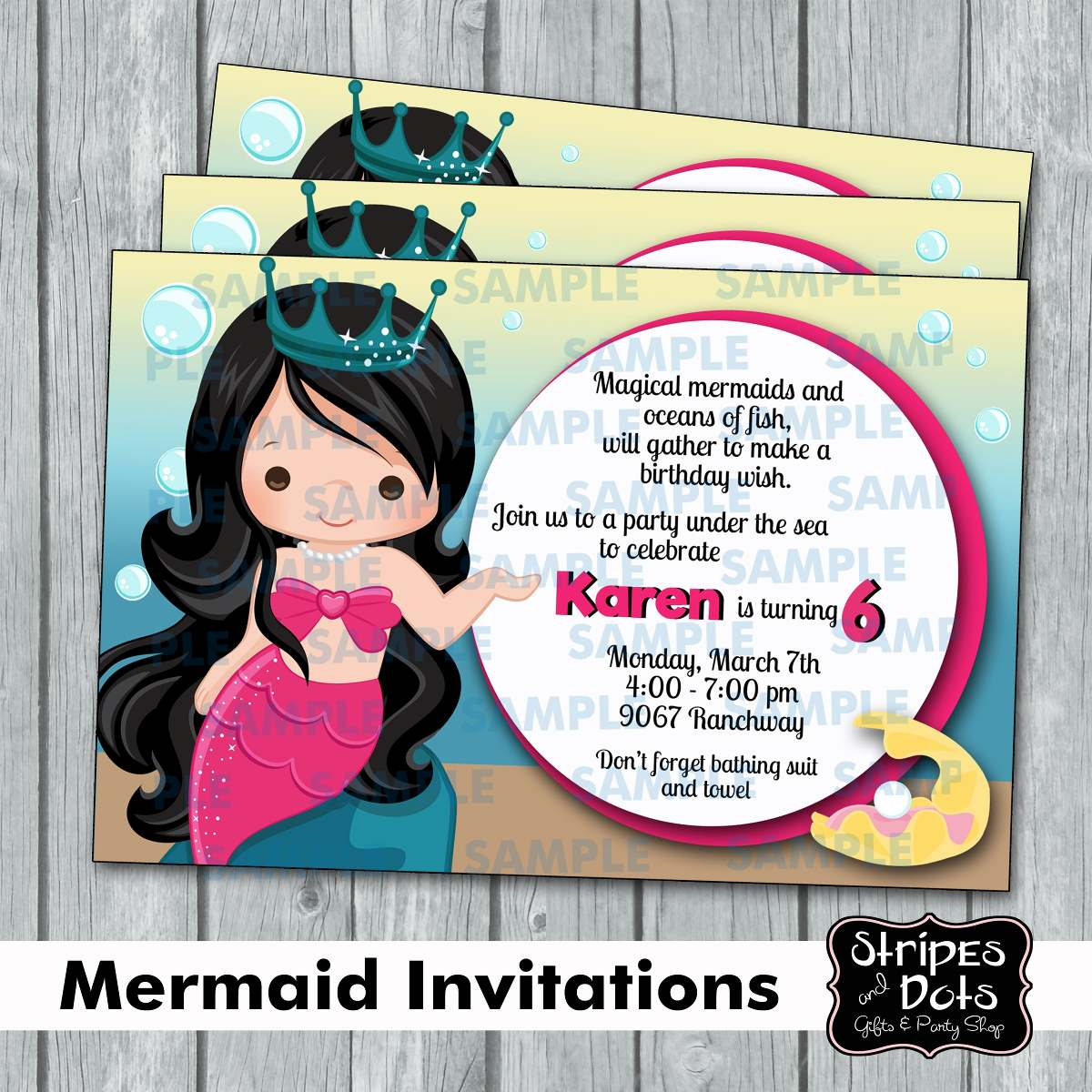 Baby Shower Invitations App