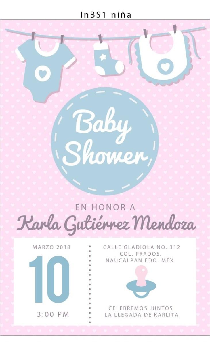 invitaciones digitales para baby shower. Cargando zoom.