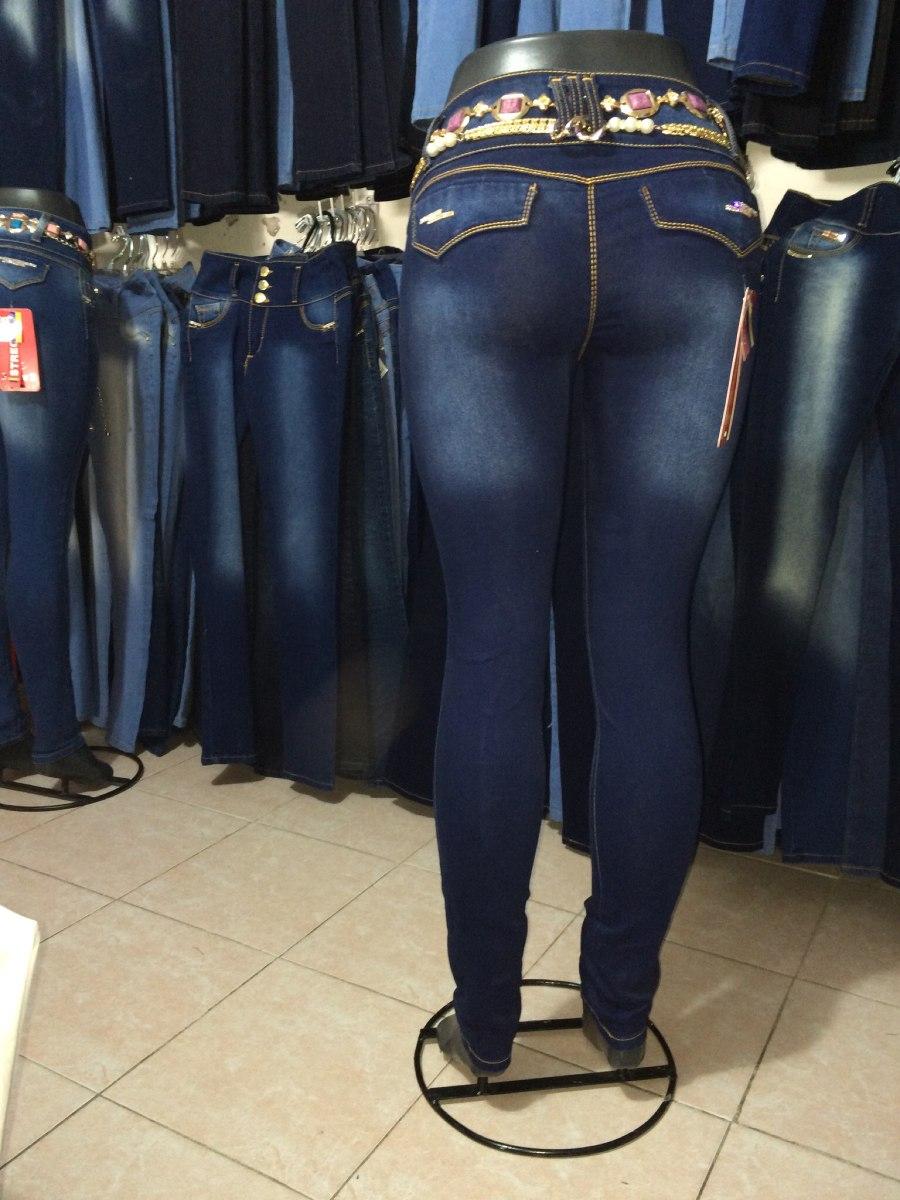 Jeans Corte Colombiano Menudeo Y Mayoreo - $ 250.00 en Mercado Libre