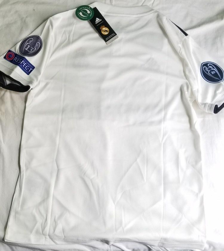 Jersey Playera Real Madrid 2019 Champions League. - $ 599 ...
