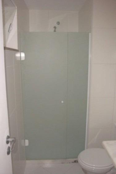 Jogo De Dobradia Para Porta De Box De Abrir Vidro  R 72