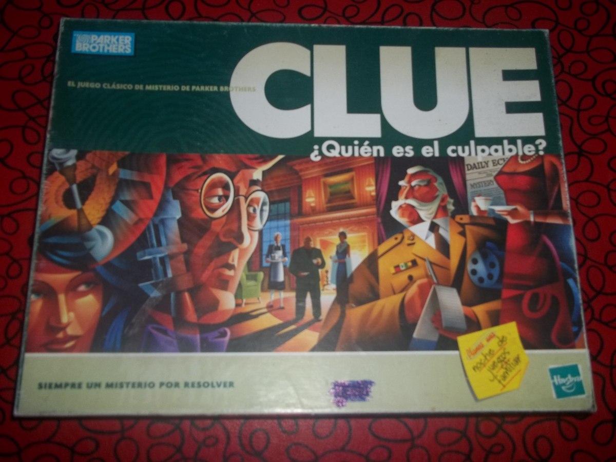 Juego De Mesa Clue quien Es El Culpable   32000 en