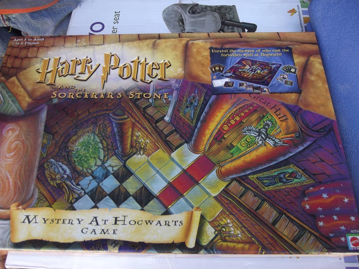 Juego Juguete De Mesa De Harry Potter usa   35000