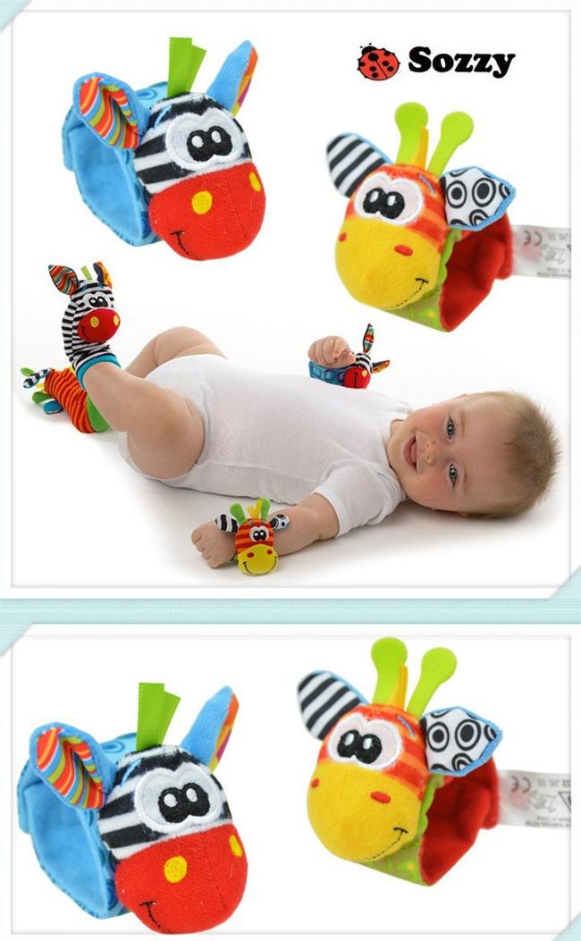 Juguete De Estimulacin Para Bebes Muequitos Antialrgicos  S 4999 en Mercado Libre