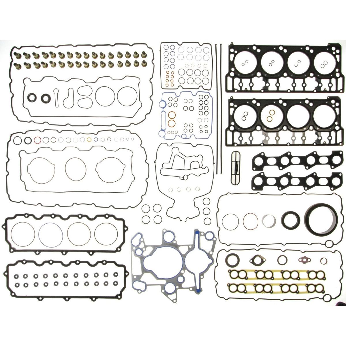 Juntas Motor Ford F250 F350 F450 6.0 Lts Powerstroke