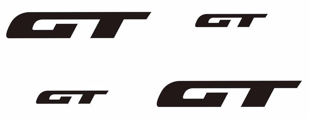 Kit Adesivo Gt Lateral Gol G3 G4 G5 G6 Faixa Acessórios La