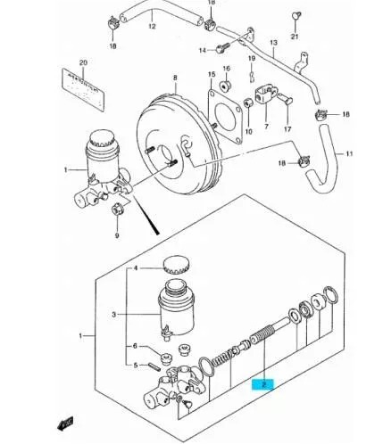 91 mazda b2200 engine diagram