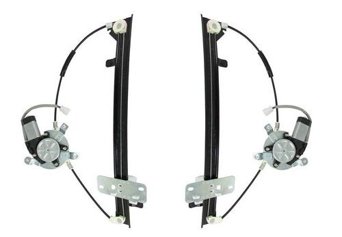 Kit Vidro Elétrico Gol G3 4 P+trava +alarme+porta Malas