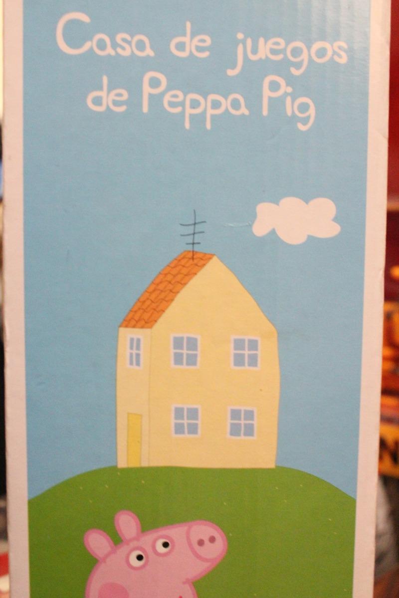 La Casa De Peppa Pig   144900 en Mercado Libre