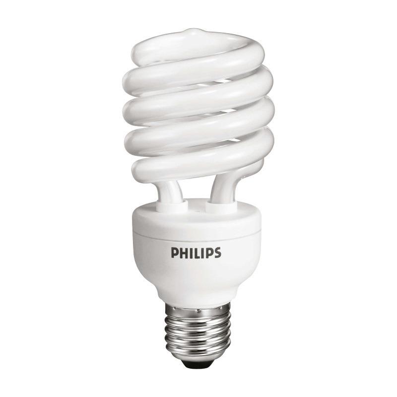 Pack 12 Lampara Bajo Consumo 23w  100w Philips Envo