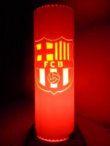 Lampara De Pvc Club Barcelona   19900 en Mercado Libre