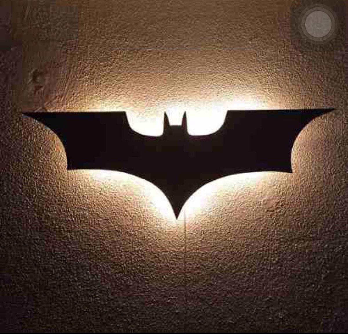 Lampara Decorativa Batman   70000 en Mercado Libre