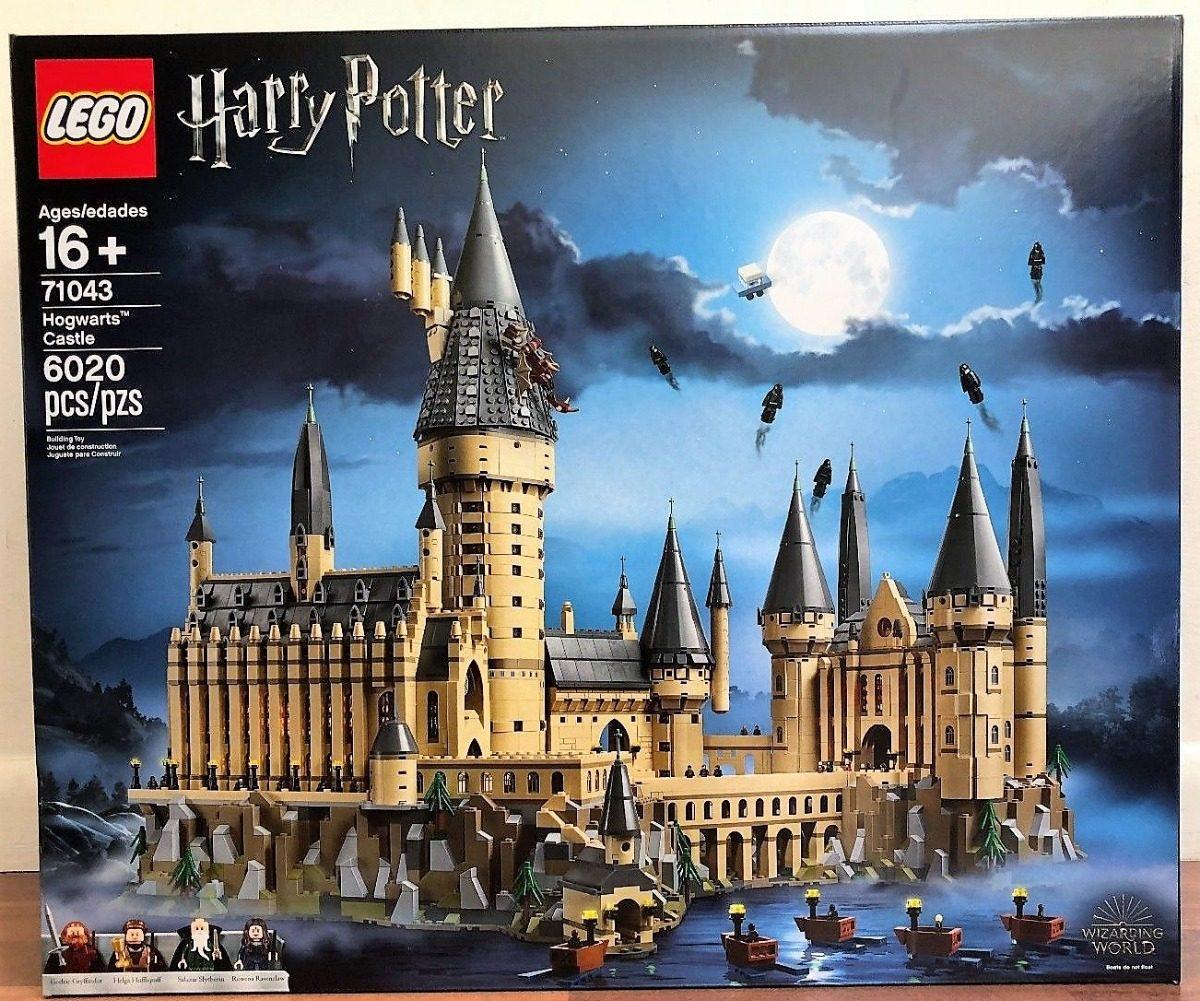 Lego 71043 Hogwarts Castle Harry Potter Castillo Sellado - $ 12.999.00 en Mercado Libre