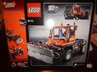 Lego 8110 Technic Unimog ** Unico En Mercado Libre ...