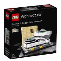 Lego Architecture 21035 Solomon R. Guggenheim Museum - S ...