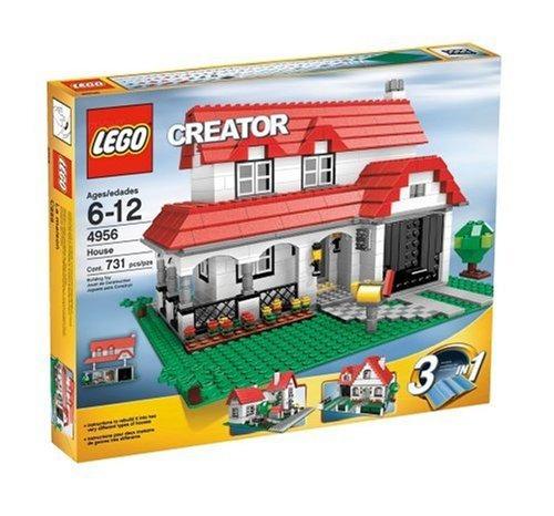 Lego Creator Casa (4956) - $ 416.990 en Mercado Libre