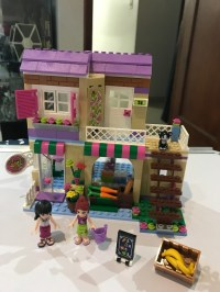 Lego Friends Supermercado Nias