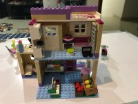 Lego Friends Supermercado Nias - U$S 90,00 en Mercado Libre