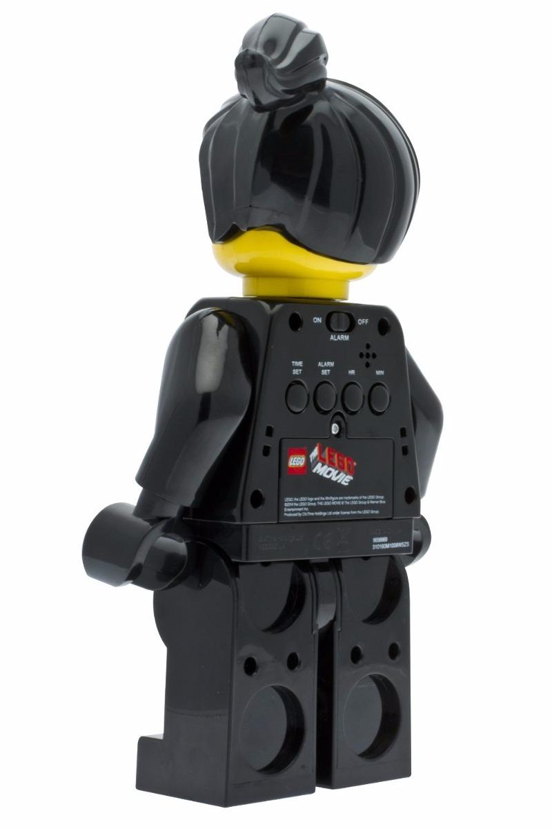 Lego Reloj Despertador Estilo Libre