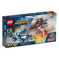 Lego Super Heroes Dc Flash Reverse Flash Speed Force 76098 ...