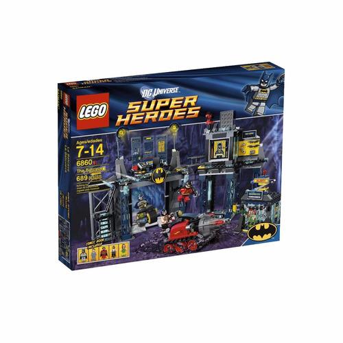 Lego Super Heroes La Baticueva