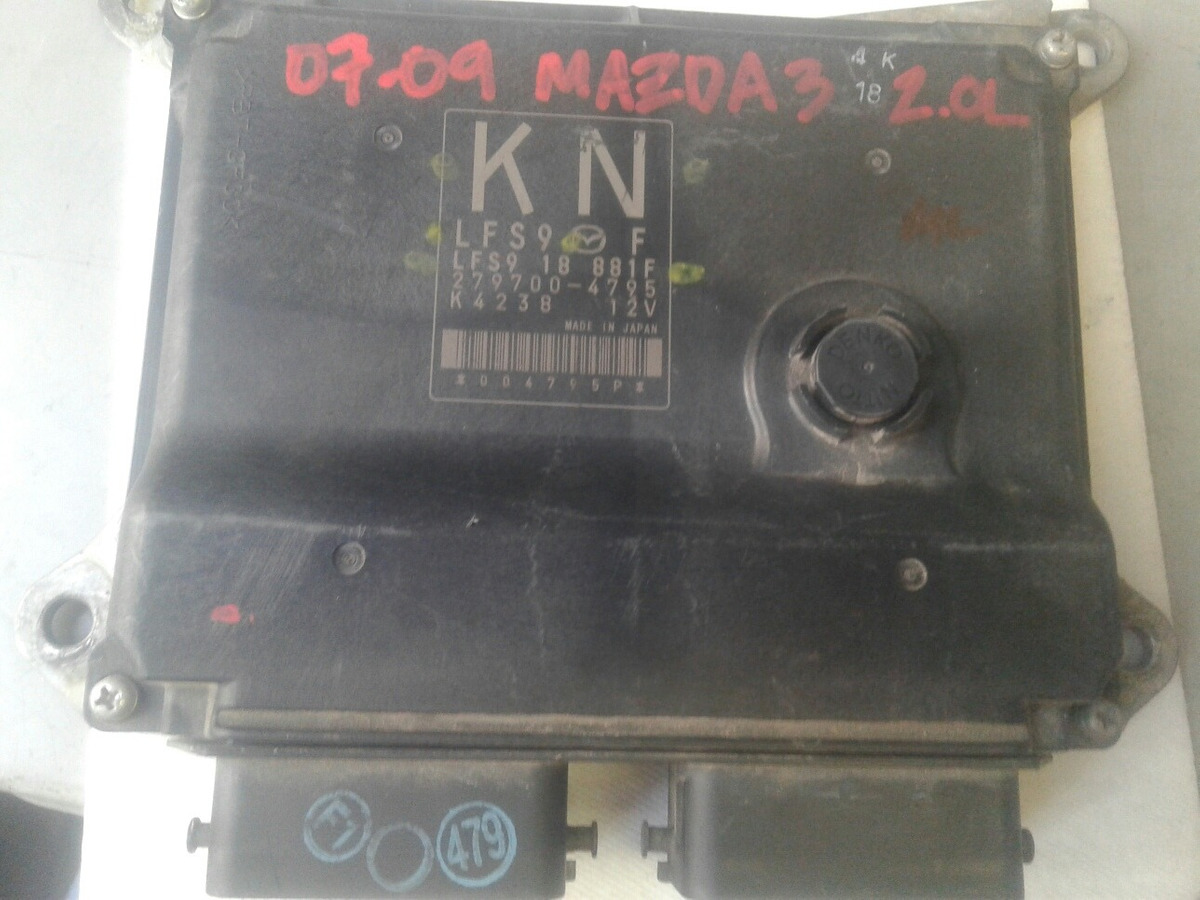 hight resolution of  mazda 3 07 09 2 0l pcm computadora motor cargando zoom