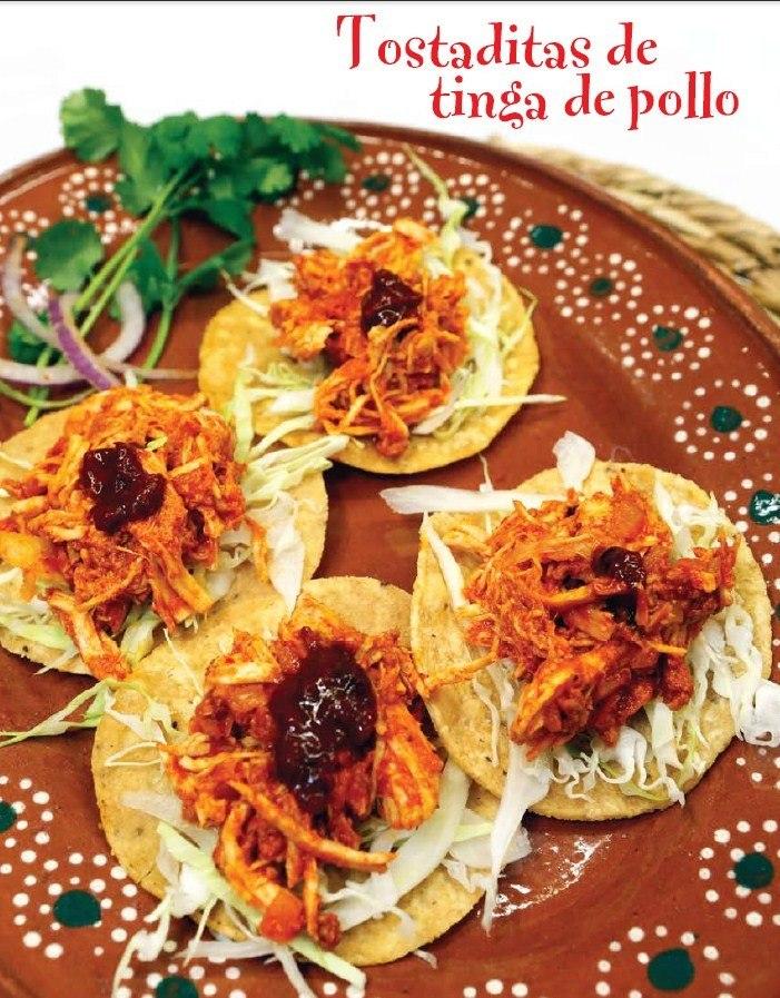 Libro De Recetas Cocina Mexicana Pdf  Bs 50000 en