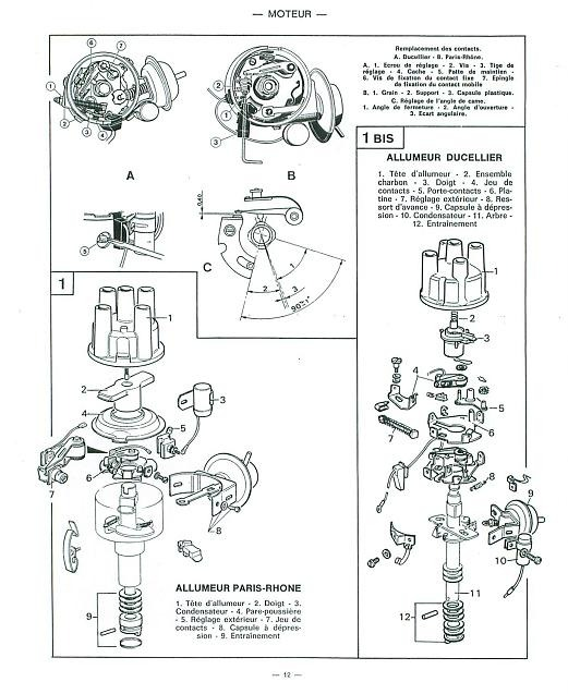 Libro De Taller Peugeot 505, 1981-1995, Envio Gratis
