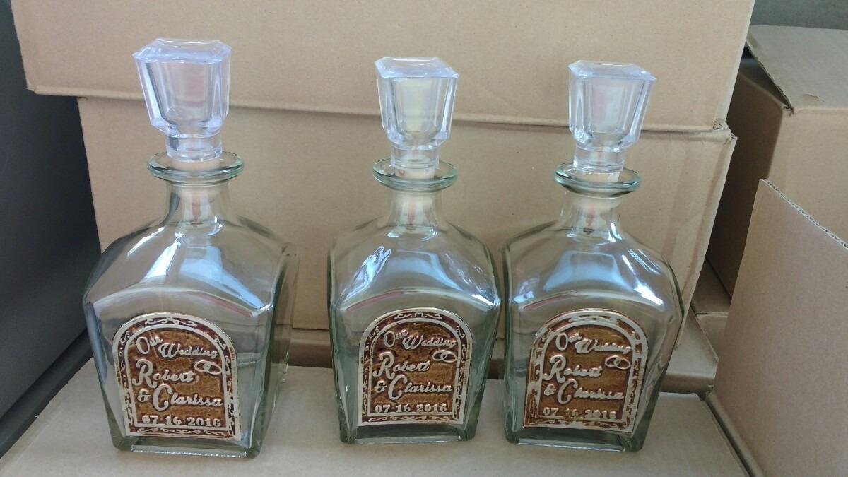 Licoreras Personalizadas En Repujado Desde Tequila   65