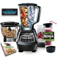 Ninja 1500 Watt Mega Kitchen System Faucets For Licuadora Watts 5 699 00 En Mercado Libre