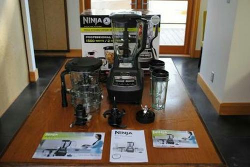 Licuadora Ninja 1500 Watts   569900 en Mercado Libre