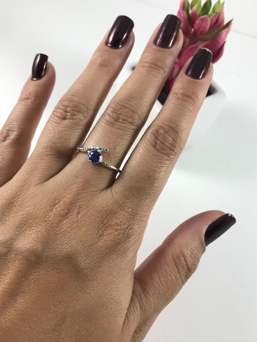 lindo anel prata pura