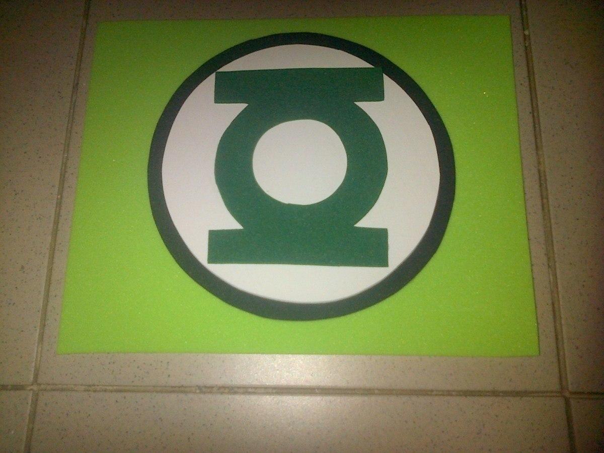 Logos Superheroes En Foami  Bs 4000 en Mercado Libre