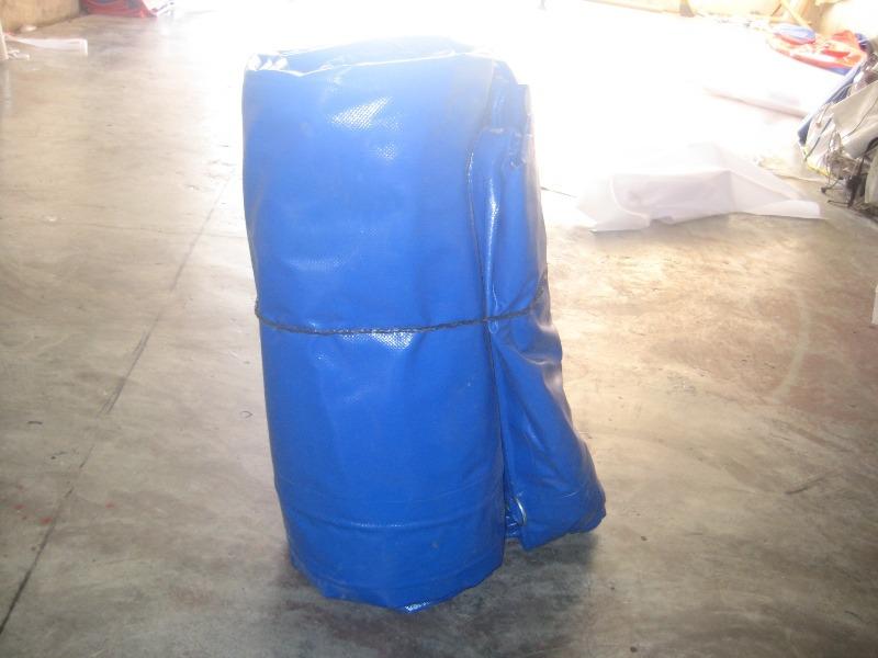 Lonas Pvc 18 Oz 610 Grm2 Uso Rudo Para Transporte