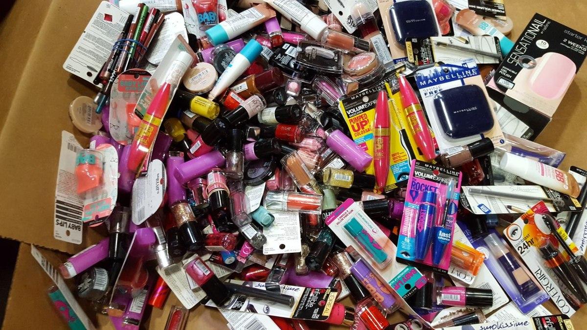 Lotes Maquillaje Americano Original   3650 en Mercado Libre