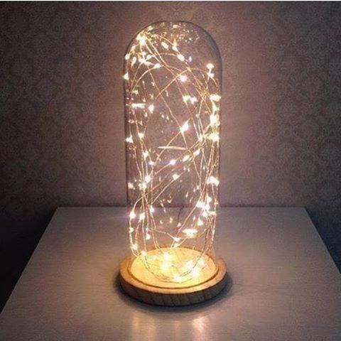 Luminria Cpula Leds 30cm Bivolt Estilo Imaginarium