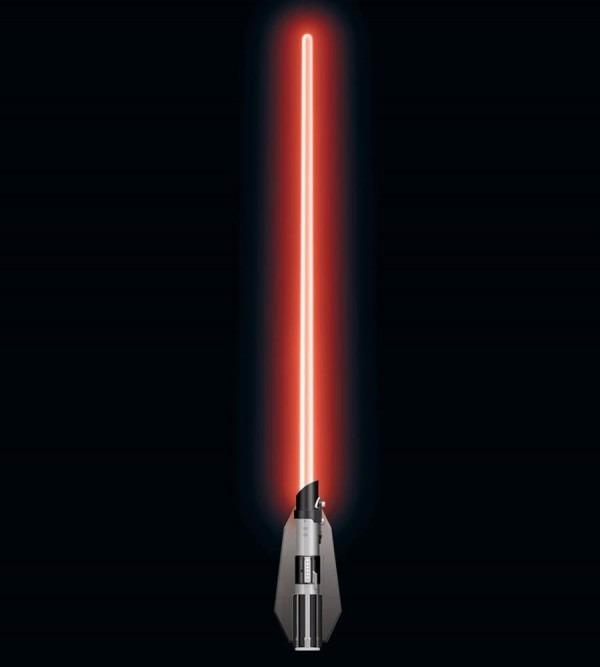 Luminria Sabre De Luz Star Wars  Darth Vader  R 25000