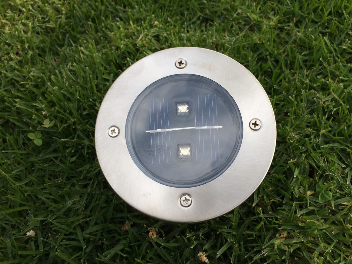 Luz Solar Para Jardines Iluminacin De Arboles