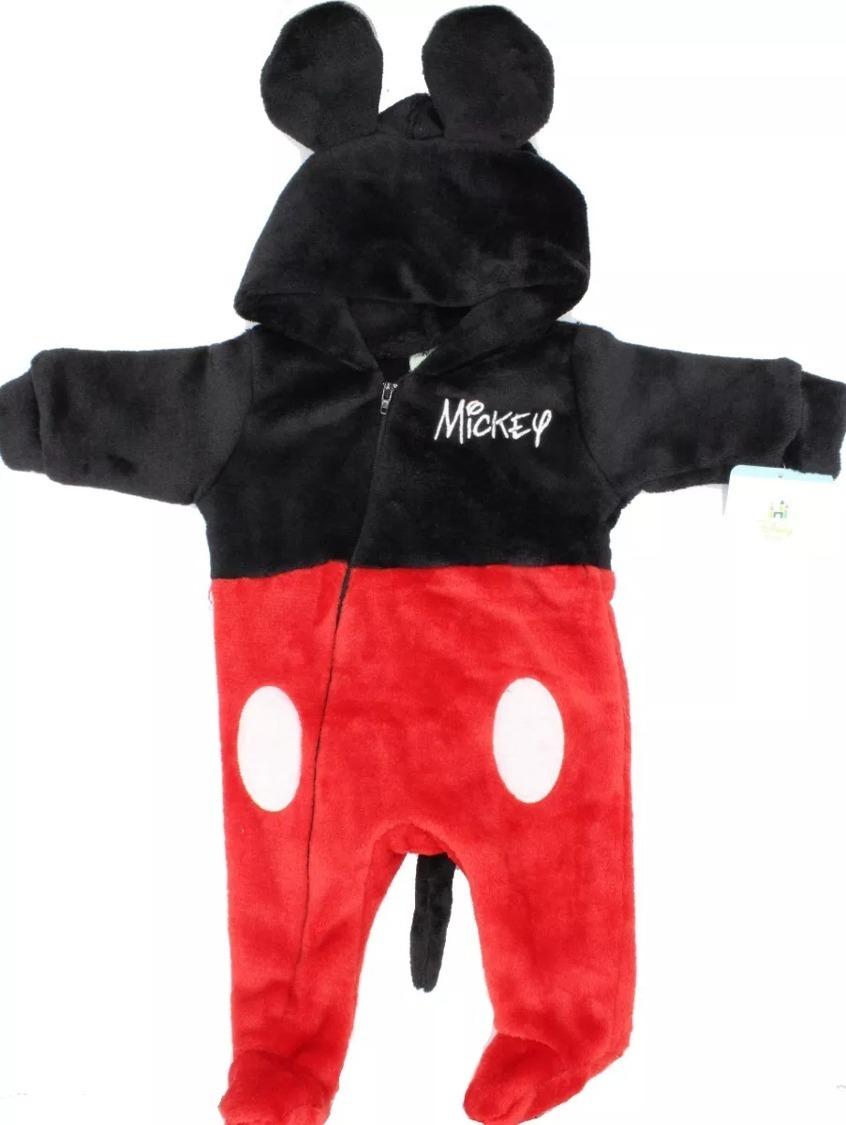 Mameluco Mickey Mouse Disney Para Bebs 318 Meses Nmr