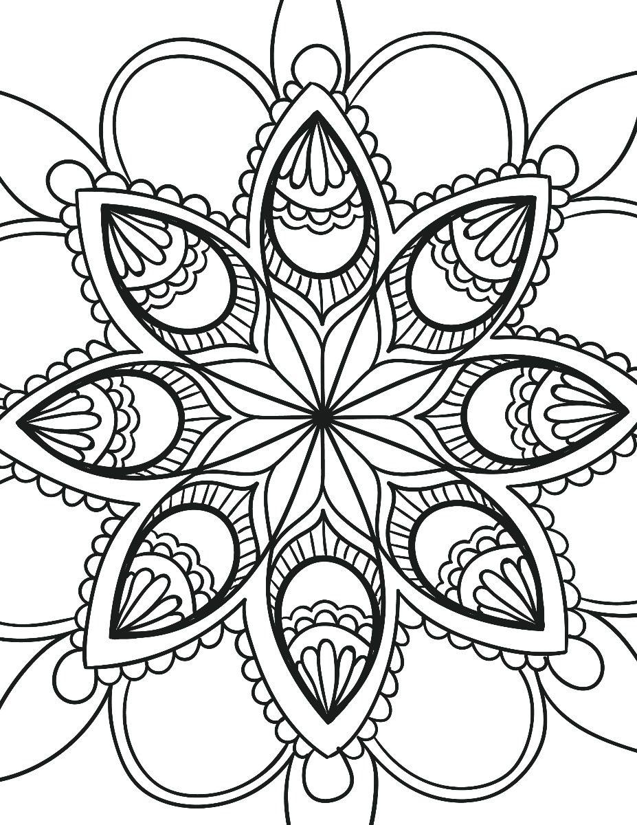 Mandalas Para Colorear Por Adultos Relajarse Dibujando