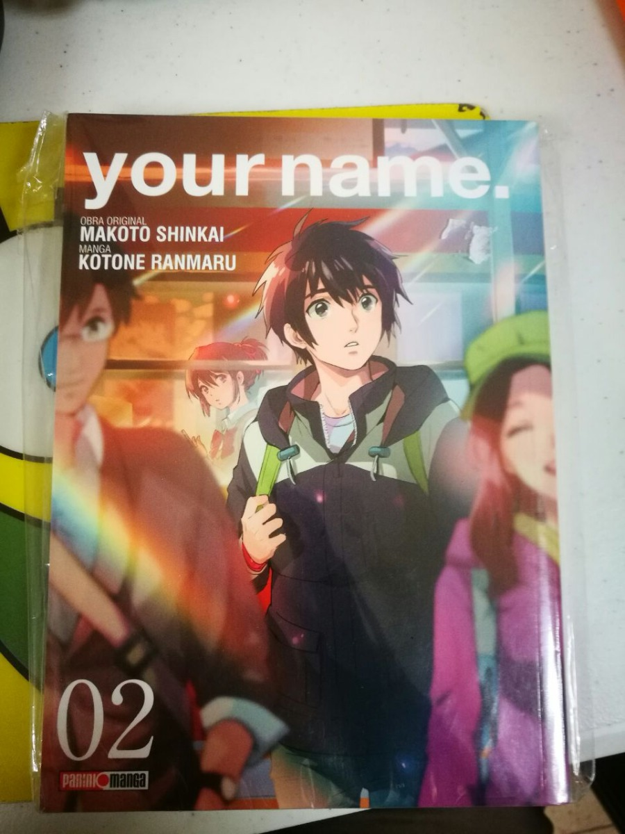 manga your name tomo 2 panini. Cargando zoom.